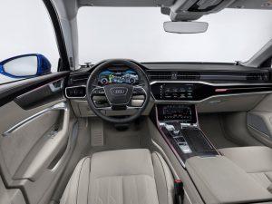 Audi A6 Avant Cockpit Modell 2018 © AUDI AG