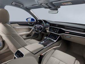Audi A6 Avant Innenraum Modell 2018 © AUDI AG