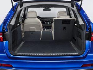 Audi A6 Avant KofferraumModell 2018 © AUDI AG