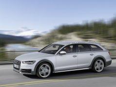 Audi A6 allroad quattro © Audi AG