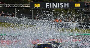 FIA World Rallycross Championship 2018, Circuit de Catalunya-Barcelona Audi S1 EKS RX quattro #5 (EKS Audi Sport), Mattias Ekström © Audi Communications Motorsport / Kräling Motorsport