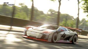 Audi e-tron Vision Gran Turismo, GT Sport Von der PS4 zur Realität ©  Audi Communications Motorsport