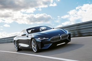 BMW Concept 8 Series © BMW