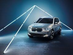 BMW Concept iX3 © BMW AG