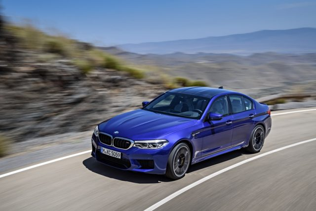 BMW M5 (2017) © BMW