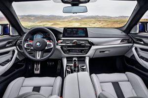 BMW M5 Interieur © BMW