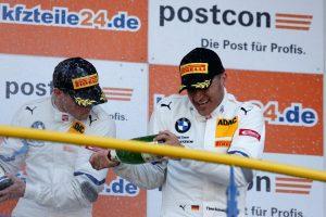 BMW M6 GT3, Timo Scheider (GER), Mikkel Jensen (DEN © BMW Motorsport
