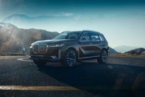BMW X7 Concept © BMW