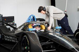 BMW i, ABB FIA Formula E Championship, Tom Blomqvist. © BMW Motorsport