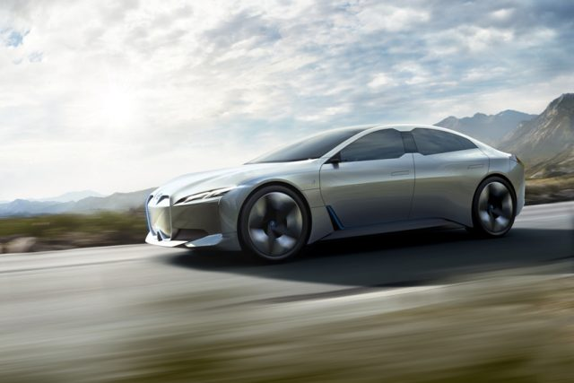 BMW iVision Dynamics © BMW