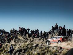 WRC Rallye Argentinien Citroen C3 WRC © Citroen Motorsport