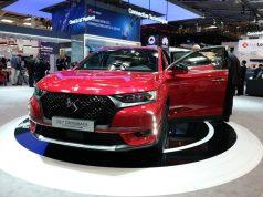DS7 Crossback erstes vernetztes Auto der Groupe PSA © DS Automobiles