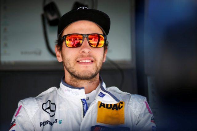 Noch ein DTM-Comeback: Christian Vietoris komplettiert den Fahrerkader für die Saison 2018 als Test- und Ersatzfahrer © Mercedes AMG Motorsport