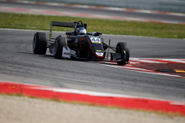 Formel 3 Test Misano Rookie Jüri Vips Schnellster in Misano © Formel 3 EM