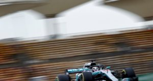 Formel 1 - Mercedes-AMG Petronas Motorsport, Großer Preis von China 2018. Lewis Hamilton © Mercedes-AMG Petronas Motorsport