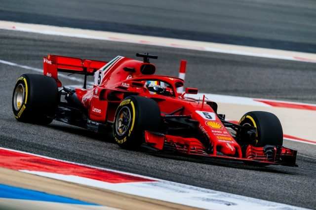 formel 1 rennergebnis gp bahrain sebastian vettel gewinnt den gp von bahrain 2018 newscode. Black Bedroom Furniture Sets. Home Design Ideas