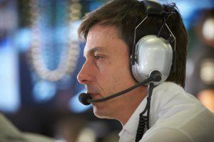 Formel 1 Mercedes Motorsportchef Toto Wolff © Daimler