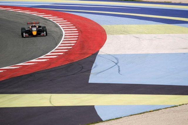 Formel 3 Test Misano #27 Daniel Ticktum (Motopark), © James Gasperotti