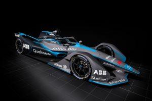 Formel E Gen2 © Porsche Motorsport