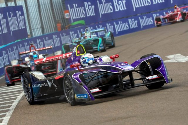 Formel E Rom DS Virgin Racing Premiere in Rom © DS Virgin Racing