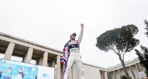 Formel E: Sam Bird fährt einen historischen Sieg in Rom © DS Automibiles