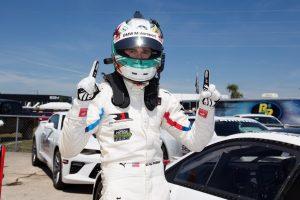 Connor de Phillippi (USA), No 25, BMW Team RLL, BMW M8 GTE. © BMW Motorsport