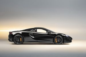 McLaren 570S Spider © McLaren Automotive