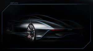 McLaren Hyper GT  Codename BP23© McLaren