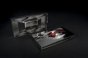 McLaren Speed Form BP23 für zuküntige Besitzer eines McLaren Hyper GT &copy: McLaren