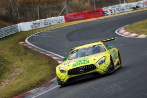 Mercedes-AMG Team MANN-FILTER © Daimler AG