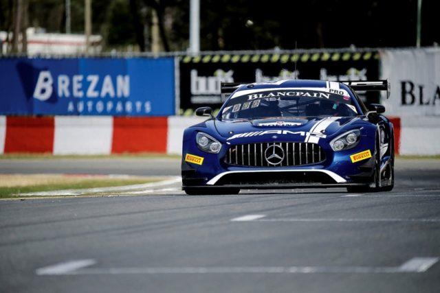 #88 Mercedes-AMG GT3, AKKA ASP © Daimler
