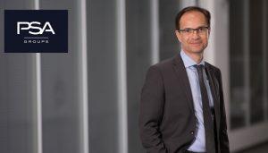 Alexandre Guignard wurde zum Senior Vice President des neuen Geschäftsbereichs ernannt © PSA Groupe