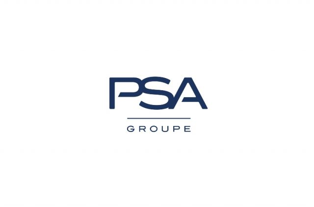 PSA Groupe Logo © PSA Group