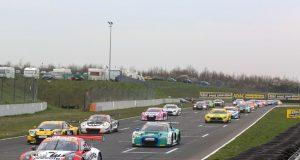 Porsche 911 GT3 R, Precote Herberth Motorsport, Mathieu Jaminet (F), Robert Renauer (D), Oschersleben 2018 ©Porsche