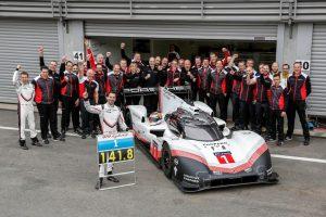 Porsche 919 Hybrid Evo, Porsche LMP Team © Porsche Motorsport