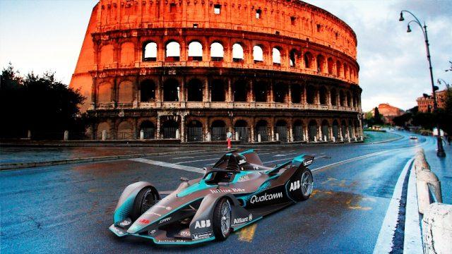 Porsche Formel E Gen2 Rom Porsche steigt in die Formel E ein © Porsche Motorsport