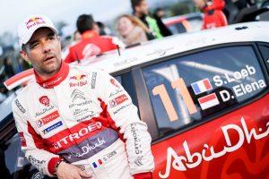 Rallye Korsika 2018 Sebastien Loeb © Citroen Motorsport