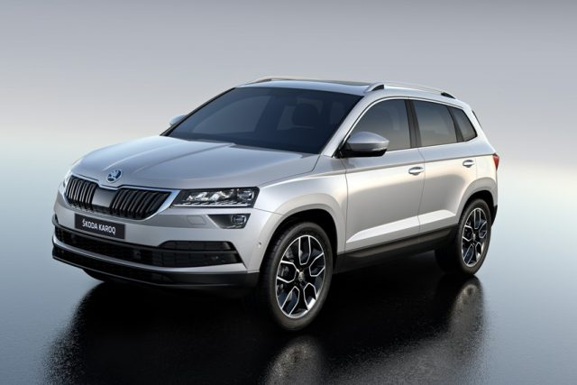 SKODA KAROQ hat den begehrten ,Red Dot Award' in der Kategorie ,Product Design' gewonnen © Skoda