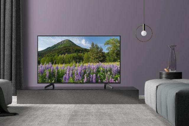 sony k ndigt zus tzliche 4k hdr tv an preise und. Black Bedroom Furniture Sets. Home Design Ideas