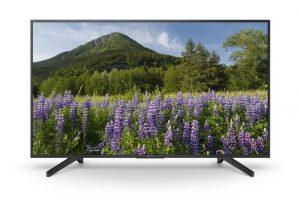 Sony BRAVIA XF70 Modelljahr 2018 ab 43 bis 65  Zoll Bildschirmdiagonale © Sony