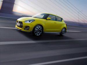 Der neue Suzuki Swift Sport ab 21.400 Euro © Suzuki