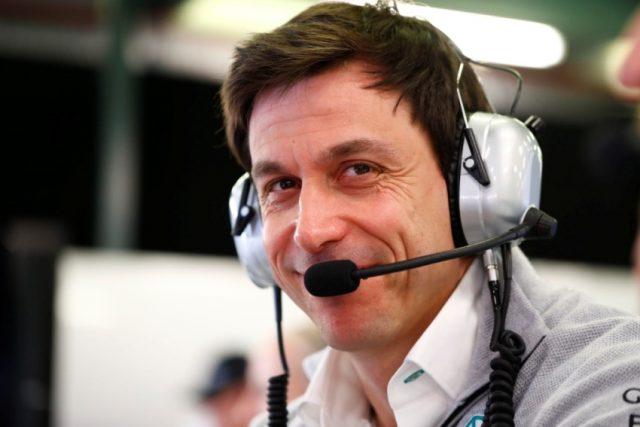 Mercedes Motorsportchef Toto Wolff © Daimler