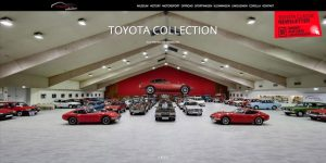 Toyota Collection Einzigartige Toyota Sammlung © Toyota