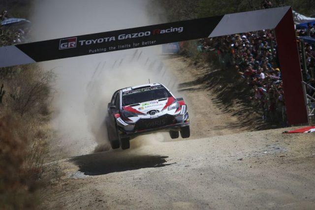 FIA Rallye-Weltmeisterschaft (WRC) Toyota Gazoo Racing Rallye Korsika Rallye der 10.000 Kurven © Toyota Gazoo Racing