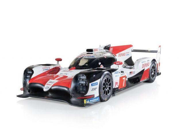 Toyota TS050 WEC Saison 2018 © Toyota GAZOO Racing