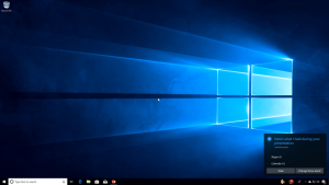 Windows 10 April 2018 Update Focus Assist Cortana © Microsoft