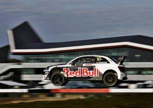 World RX Media Day 2018 Audi S1 EKS RX quattro #13 (EKS Audi Sport), Andreas Bakkerud © Ferdi Kräling Motorsport-Bild GmbH
