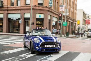 Mini Cooper S Cabrio © BMW AG