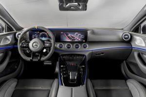 Mercedes-AMG GT 63 S 4MATIC+ Edition 1  Innenraum © Daimler AG
