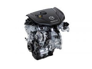 Abgasnorm Euro 6d Temp Mazda stellt um © Mazda